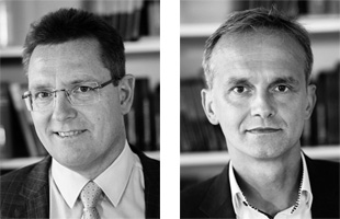 Foto: Norbert Schneider (links) und Thomas Schmidt (rechts)